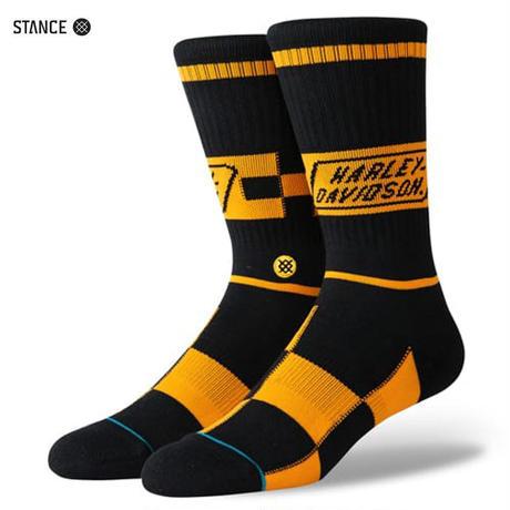 STANCE(スタンス) HARLEY RACE BADGE L(25.5~29cm)