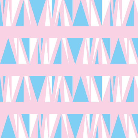 WALL PAPER/GEOMETRIC #001 pink