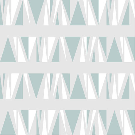 WALL PAPER/GEOMETRIC #001 grey