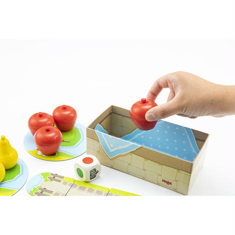 はじめてのゲーム・果樹園