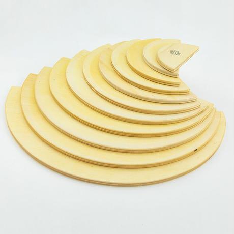 半円盤・ナチュラル