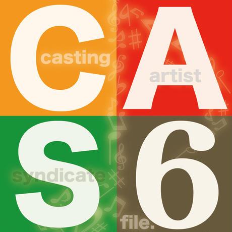 【限定特価】CAS file 1・2・3・4・5・6【まとめ買い 6枚セット】