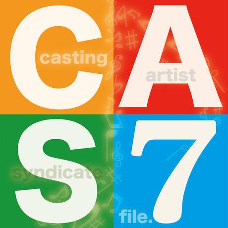 《限定特価》CAS file 1・2・3・4・5・6・7【まとめ買い 7枚セット】