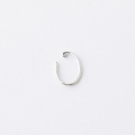 KAE805 :WAVEラインサイドイヤカフ (シルバー)/  WAVE Line side ear cuff  (SV925)