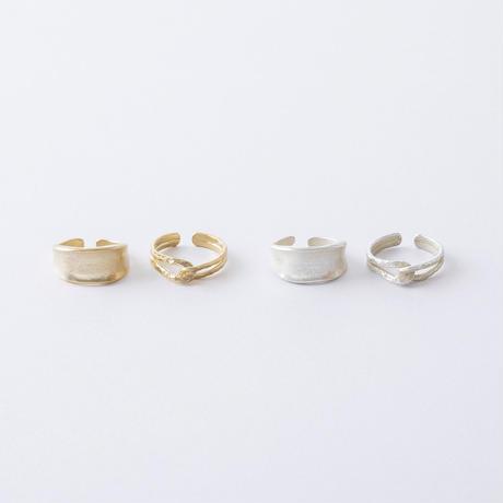 KAR018:ジョイント&ラップ2セットリング /  Joint & Wrap 2 Set Ring