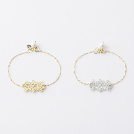 CSB030:レースチェーンブレスレット /  Lace Chain Bracelet