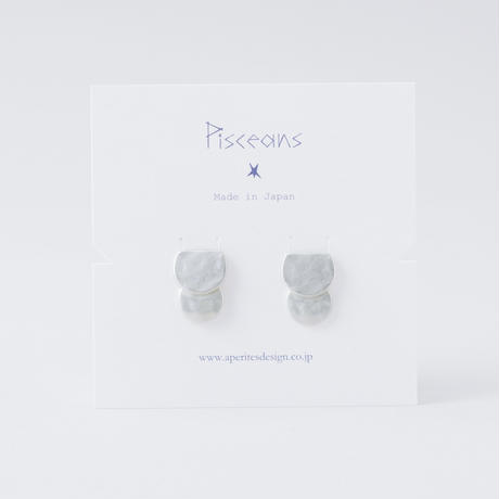 ISE104:セミサークルイヤリング /  Semi Circle Earring