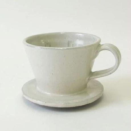信楽焼 コーヒードリッパー