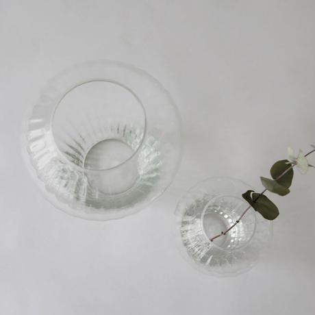 リューズガラス フラワーベース オリヴィエ S