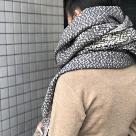 【予約販売】ペシテマル ブランケットストール