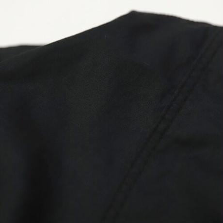 Brocante 50コーマブロード グランパシャツ