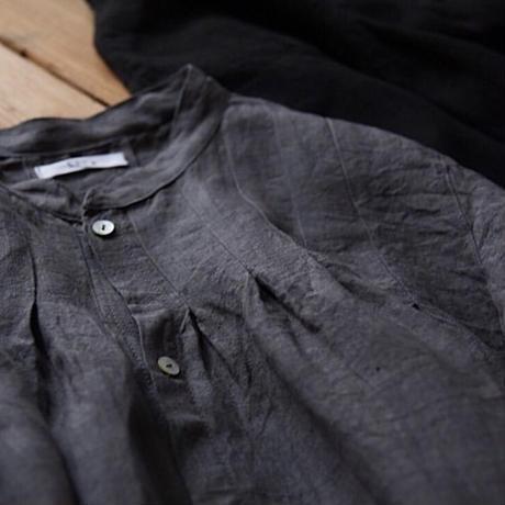 asabito 天日干しオールドスタイルシャツ