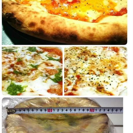米ぬかピザ窯焼きピザセット12枚入