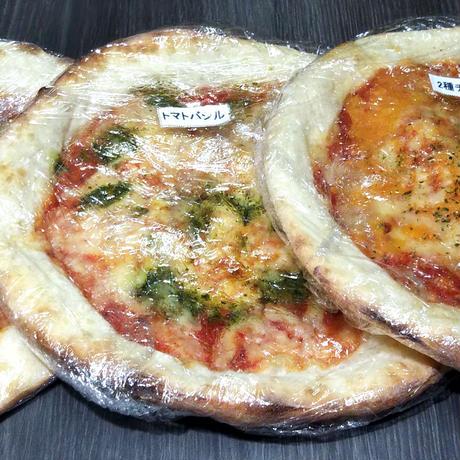米ぬかピザマルゲリータピザAセット(5枚入)