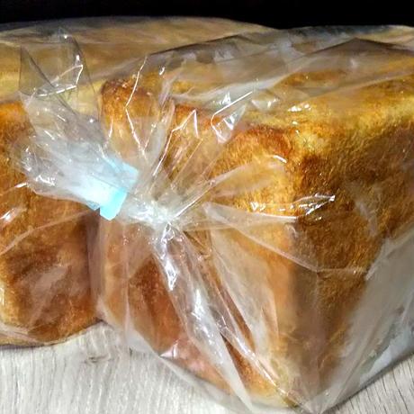 油脂分乳製品不使用プレーン2斤食パンお試し2本セット