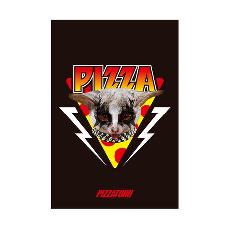 PIZZATORU Post Card /ポストカード  [PIZZA ROCK]