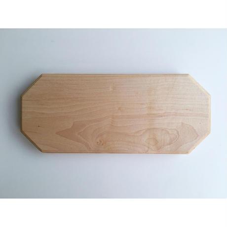 カッティング/サービングボード 27 x 11 cm  メープル