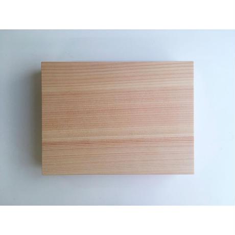東濃ひのきのまな板 23 x 17 cm