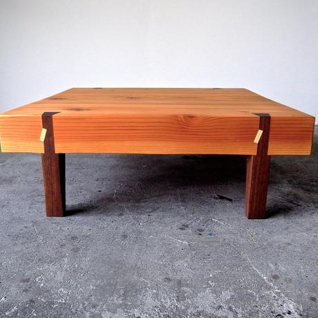 ローテーブル Plank