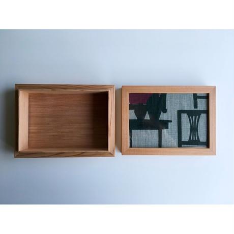 杉の小さな道具箱 / 裁縫箱       CS-18TBWG
