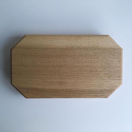 カッティング/サービングボード 26 x 14.5 cm  オーク