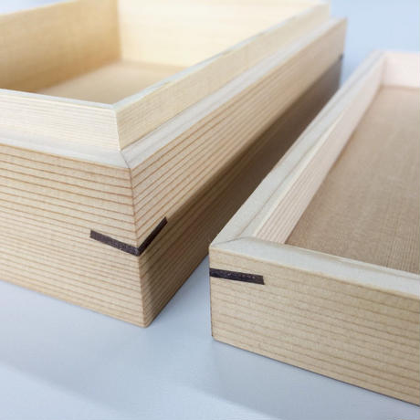 杉の小さな道具箱 / 裁縫箱       CS-18TB