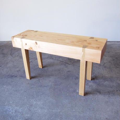 ベンチ Plank オーク