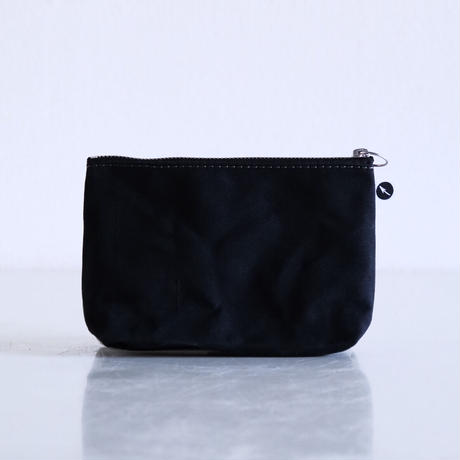 "TOILETRY BAG ""HALF&HALF"" (MEDIUM)"