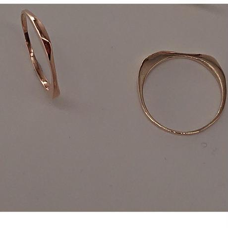 minamo thin ring-k10-