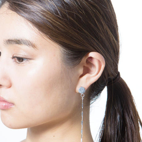 minamo chain earrings(両耳)