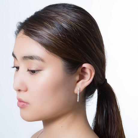 sea anemone pierced earrings
