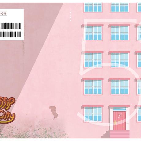 5e -Gossip and the City Art Book-