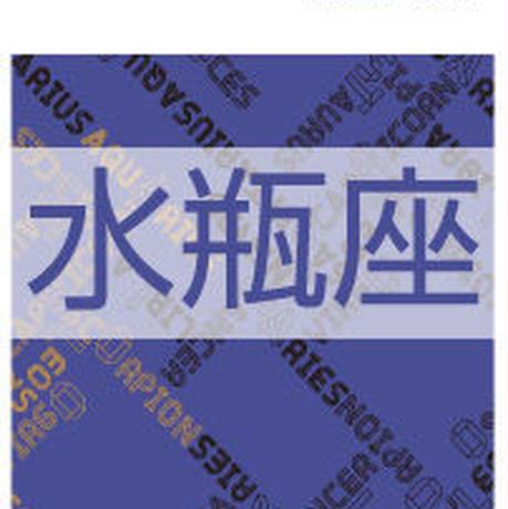 まーさの「2016年下半期占い帳」水瓶座 電子書籍(PDF)