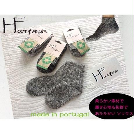 H FOOTWEAR SOCKS ローカットソックス