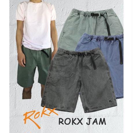 ROKX JAM SHORT ロックス ジャム レトロ クラシック 90s メンズ ショート パンツ ショーツ クライミングパンツ ストレッチパンツ ハーフパンツ 半パン RXMS8219