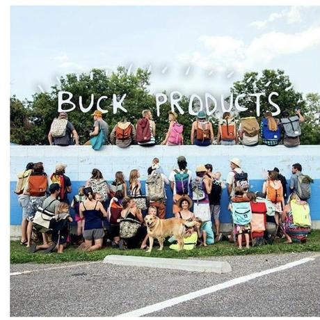 BUCK PRODUCTS バックプロダクツ M.U.B  ハンドメイド ボーズマン 男女兼用 バックパック アウトドア PCバッグ リュック