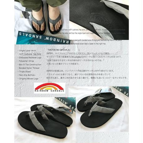 RAINBOW SANDALS The Cloud Single Layer Soft Top