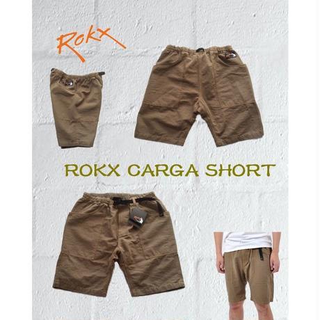ROKX CARGA SHORT BROWNDUCK XMS6219