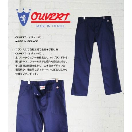OUVERT(オヴェール)pantalons vintage model french work jacket