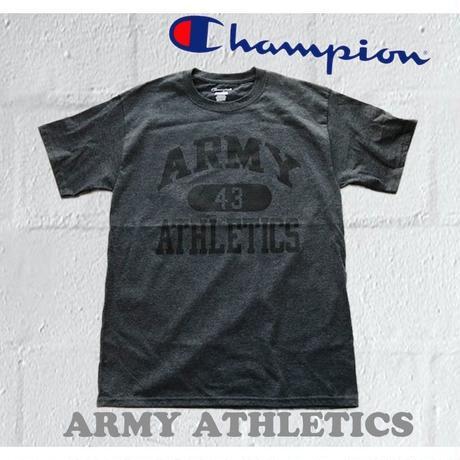 Champion Tシャツ ARMY ATHLETICS