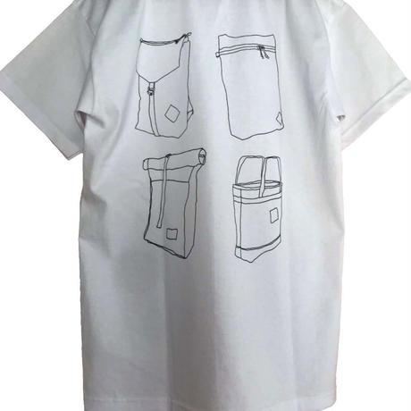 【LQQK STUDIO】BUCK PRODUCTS T-shirts ×LQQK STUDIO 4buck style バックプロダクツ Tシャツ×ルックスタジオ 4buck style