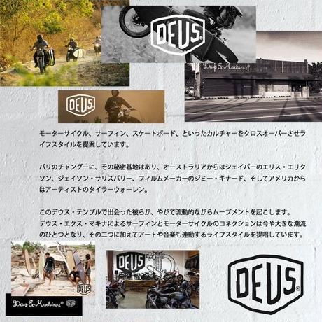 Deus Ex Machina デウス エクス マキナ アルダーキャップ