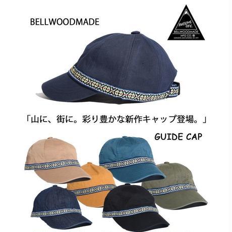 BELLWOODMADE GUIDE CAP ベルウッドメイド ガイドキャップ