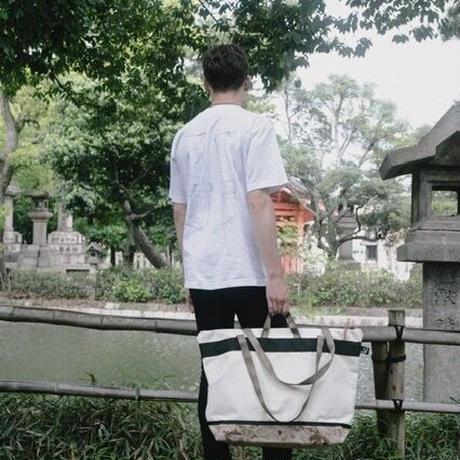 BUCK PRODUCTS tote  バックプロダクツ ハンドメイド トート 男女兼用