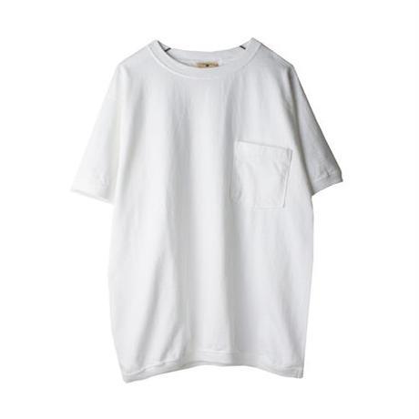 Goodwear グッドウエア ポケットTシャツ 7,2oz CREW-NECK S/S POCKET-T T-SHIRTS WITH CUFF&HEM RIB