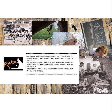 ROKX ロックス GUNG HO ガンホー FATIGUE SPORT SHORT