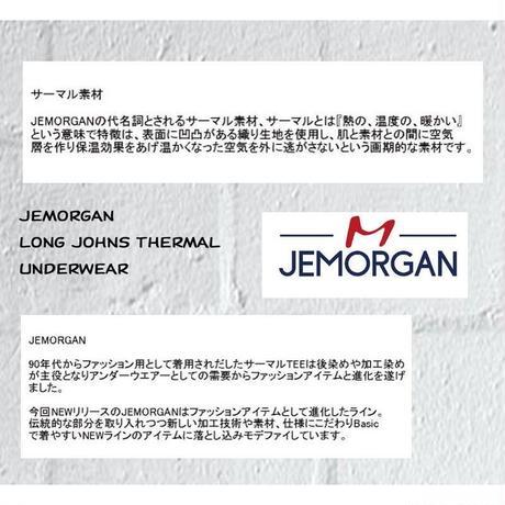 JEMORGAN LONG JOHNS THERMAL UNDERWEAR JEモーガン ロング ジョーンズ サーマル アンダーウエア