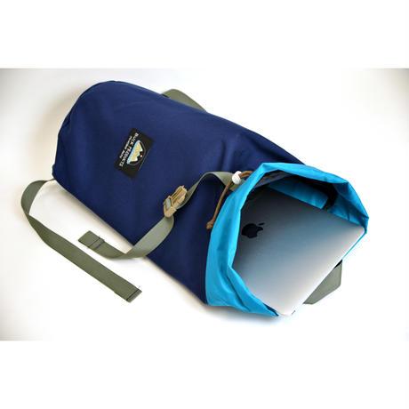 BUCK PRODUCTS Bucket Bag mini バックプロダクツ バケットバック ミニ ハンドメイド 男女兼用 バックパック  PCバッグ リュック  ネイビー