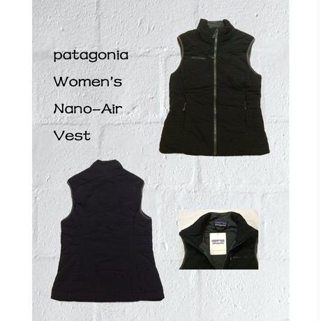 patagonia Women's Nano Air Vest パタゴニア ナノエア ベスト プリマロフト
