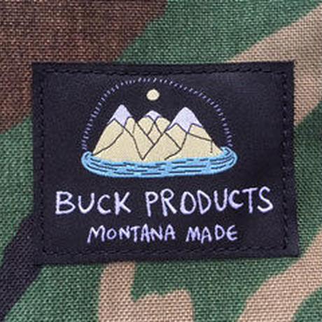 BUCK PRODUCTS MINI MARSUPIALS front pocket バックプロダクツ ミニ マースピアル フロントポケット  男女兼用 バックパック アウトドア PCバッグ リュック